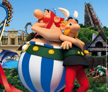 Parc Asterix (Francja): Oferta specjalna - bilet dla dziecka do 12 roku życia GRATIS