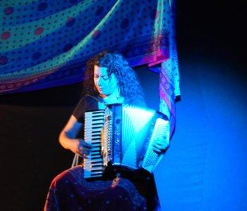Królowa Muzyka - spektakl opowieści z muzyką