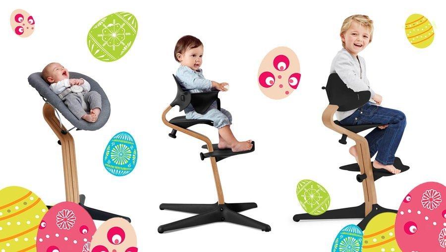 Moja pisanka – przyślij zdjęcie pisanki i wygraj krzesełko dla dziecka