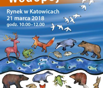 Światowy Dzień Wody – Wodopój w Katowicach