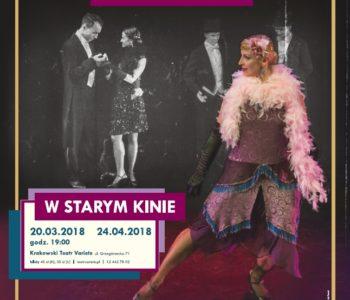W starym kinie – Cracovia Danza: dla tańca