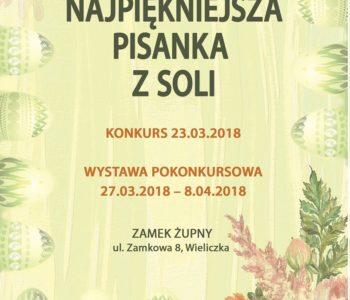 Pisanki z soli – ewenement Wieliczki