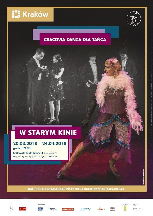 W starym kinie - Cracovia Danza: dla tańca