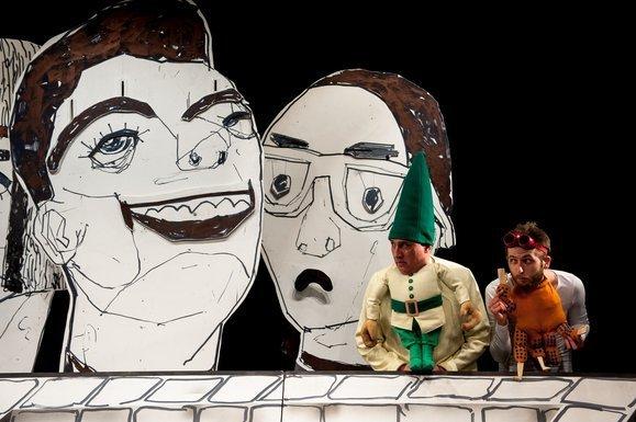 Siedmiu krasnoludków - spektakl dla dzieci w Teatrze Miniatura