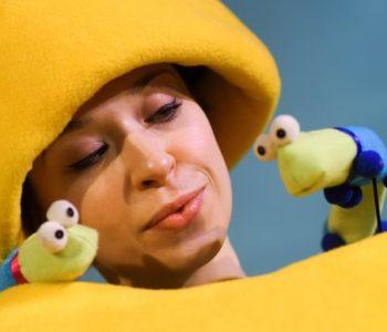 Gwiazdka z nieba - spektakl w Teatrze Miniatura dla najmłodszych dzieci
