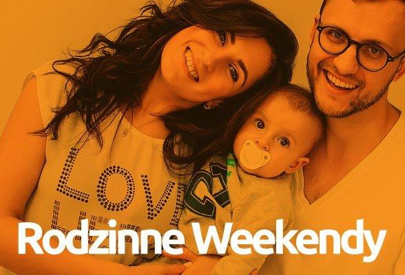 Rodzinne weekendy - warsztaty twórcze dla rodziców z dziećmi