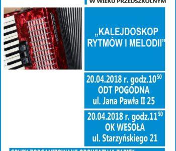 Kalejdoskop rytmów i melodii - koncert Filharmonii Narodowej w Warszawie