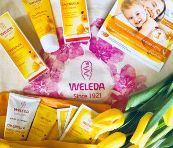 Konkurs z zestawami produktów firmy Weleda – zwycięzcy