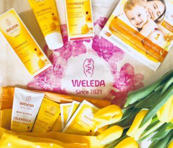 Napisz o nagietku lekarskim i wygraj zestaw produktów firmy Weleda!