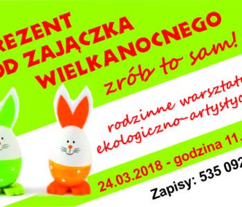 Wielkanocne warsztaty ekologiczne w Muzeum Fabryki