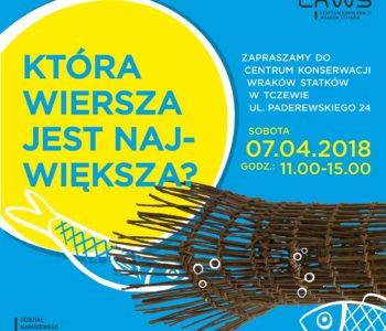Wiosenne spotkanie w Centrum Konserwacji Wraków Statków w Tczewie
