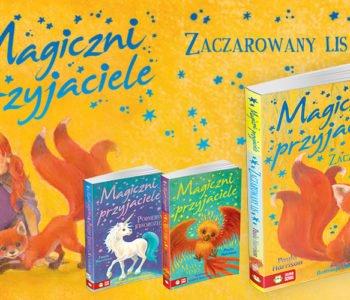 Ekscytujące historie o niezwykłych zwierzakach – seria dla dzieci