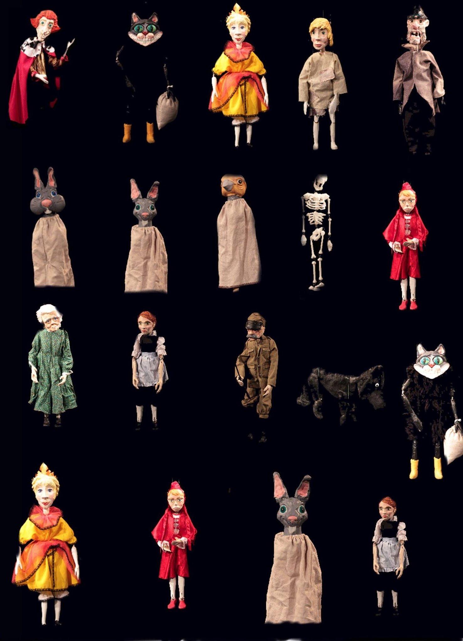 Teatr Barnaby: Kot w butach