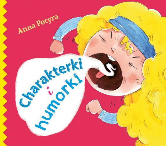Charakterki i humorki - opowiadania stworzone dla dzieci