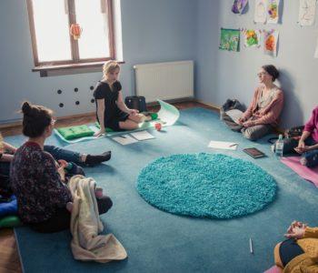 Warsztaty Creazy Art – kreatywność dla rodziców