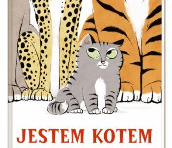 Jestem kotem – mądra książka dla najmłodszych