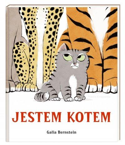 Jestem kotem - mądra książka dla najmłodszych