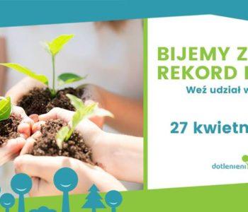 Zielony Rekord Polski - Dotleniam Miasto