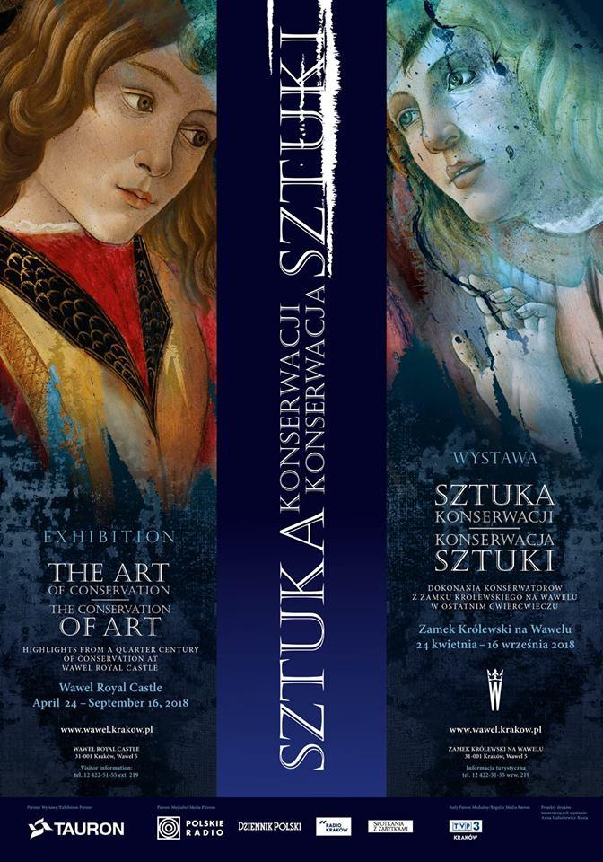 Konserwacja to też sztuka - Wawel zaprasza na zajęcia dla dzieci