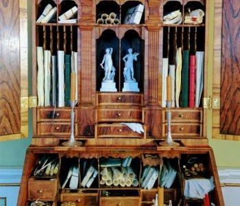 Sekrety sekretery – bezpłatne warsztaty dla rodzin w pałacu w Wilanowie
