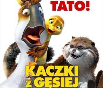 Kaczki z gęsiej paczki – nowa komedia producentów Shreka