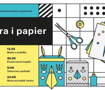 Tektura i papier – Nowy porządek świata