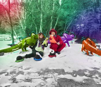 Lufcik na Korbkę – Teo, śląski dinozaur. Siemianowice