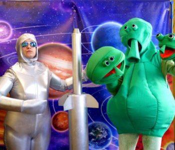 Teatr Gargulec: Kosmiczna przygoda