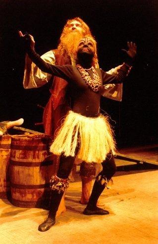 Robinson Crusoe w Teatrze Lalka