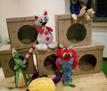 wielka piątka zabawki edukacyjne