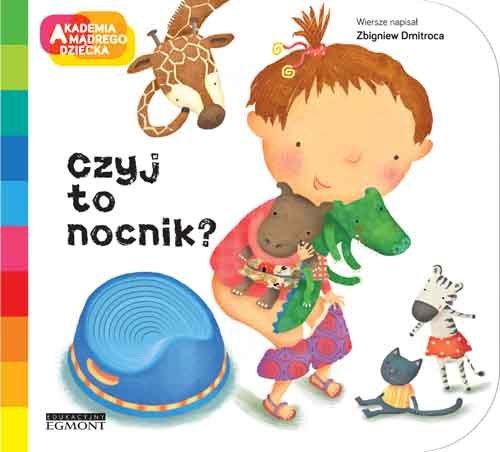 czyj to nocnik recenzja książki dla dzieci