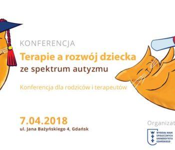 Międzynarodowa konferencja dot. terapii w autyzmie