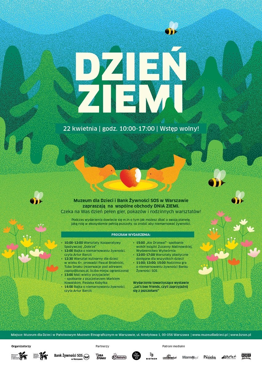 Dzień Ziemi w Muzeum dla Dzieci