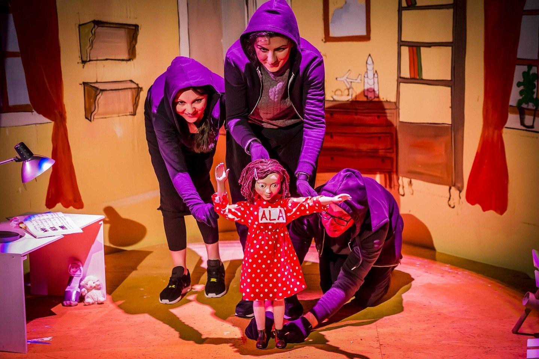 Elementarz - spektakl dla najmłodszych w Nowym Teatrze