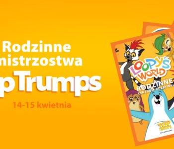 Rodzinne mistrzostwa TopTrumps w Loopy's World
