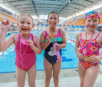 Rodzinne zawody pływackie Fregata Family Cup 2018