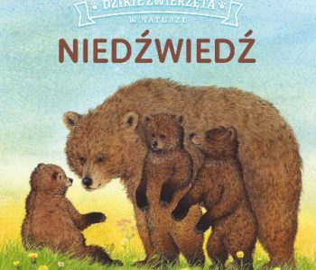 Książkowa seria: Dzikie zwierzęta w naturze