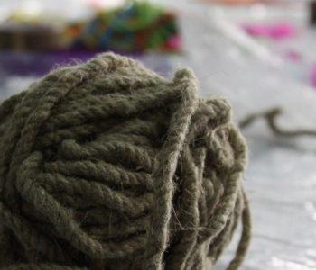 Znaczki, włóczki, mydło i powidło w Centralnym Muzeum Włókiennictwa