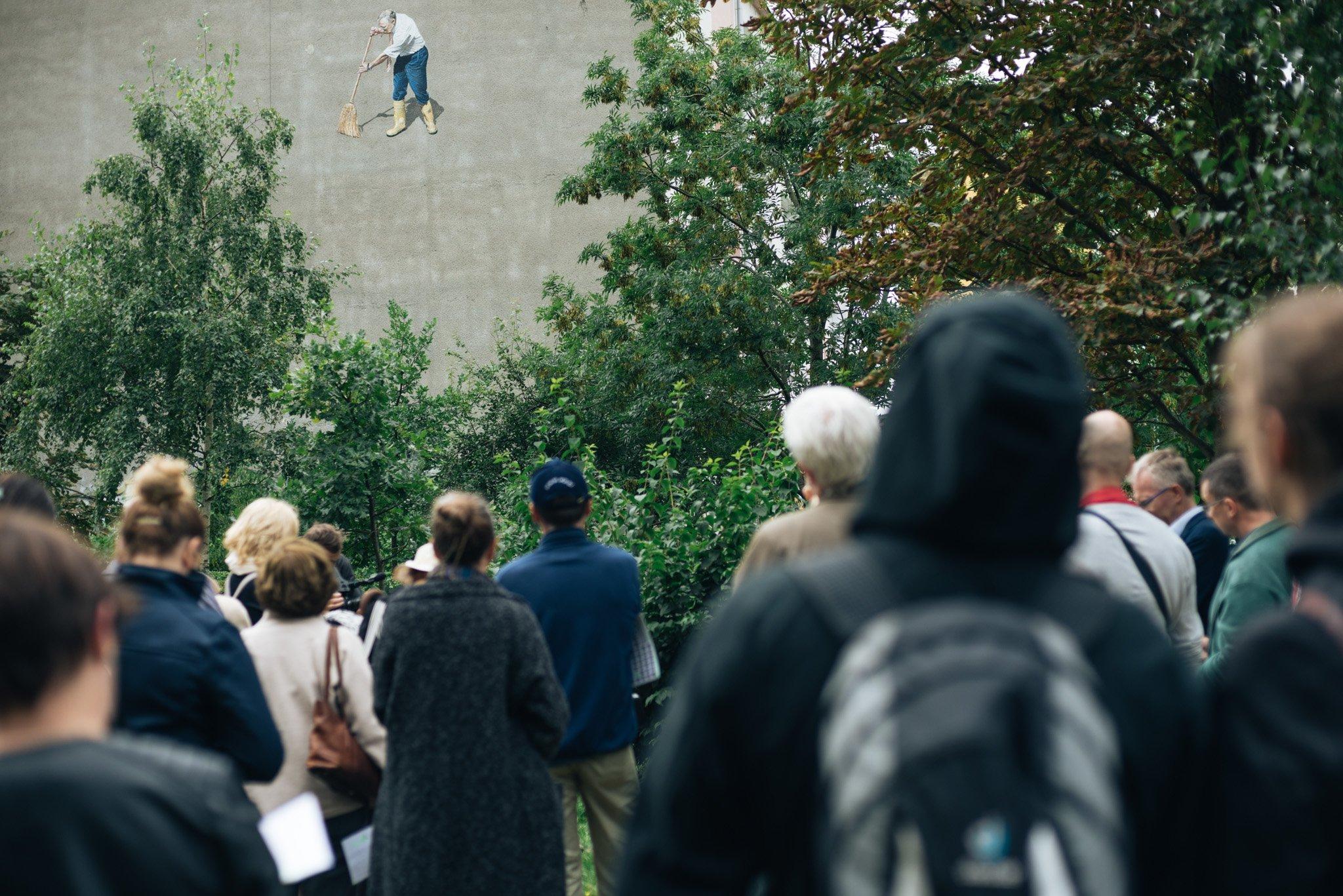 Das Mural. Dzień Wolnej Sztuki z Kolekcją Malarstwa Monumentalnego na Zaspie