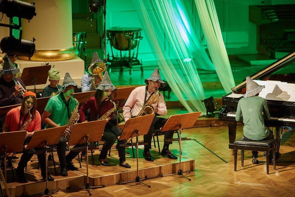 """Wyspa Zatopiona"""", czyli filharmoniczne koncerty dla małych melomanów"""