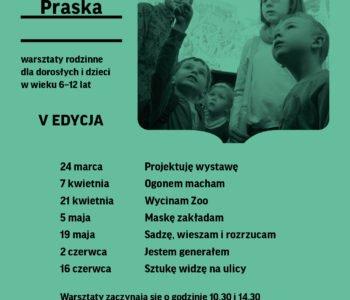 Ruszyła Mała Akademia Praska - program dla rodzin z dziećmi