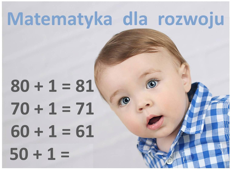 Matematyka dla rozwoju dziecka 0-6 lat
