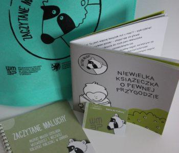 Światowy Dzień Książki Dziecięcej oraz początek akcji Zaczytane maluchy