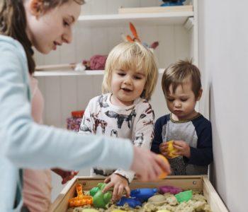Klub Odkrywców - zajęcia Montessori