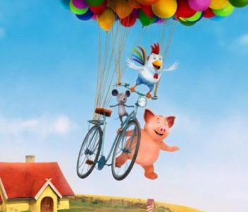 Mała Kika - filmowe spotkania dla dzieci w maju