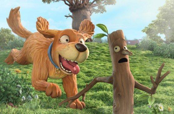 Mała Kika - filmowe spotkania dla dzieci. Wielka przygoda malej linii