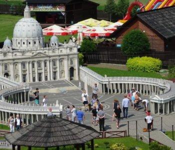 Parki miniatur na Śląsku atrakcje dla dzieci