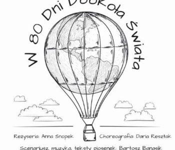 W 80 dni dookoła świata –  muzyczna podróż na scenie MCK. Ruda Śląska