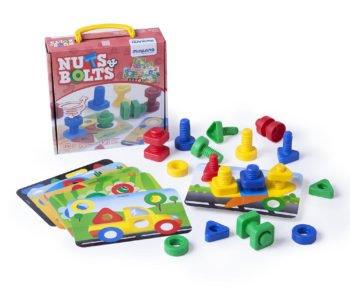 Zabawki rozwijające zdolności manualne