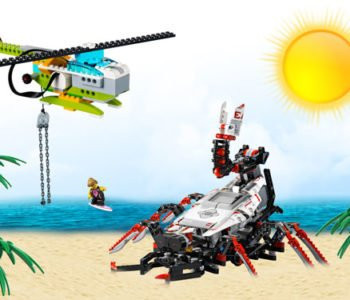 Zapraszamy na półkolonie letniez robotami w NeoRobots. Zapisy